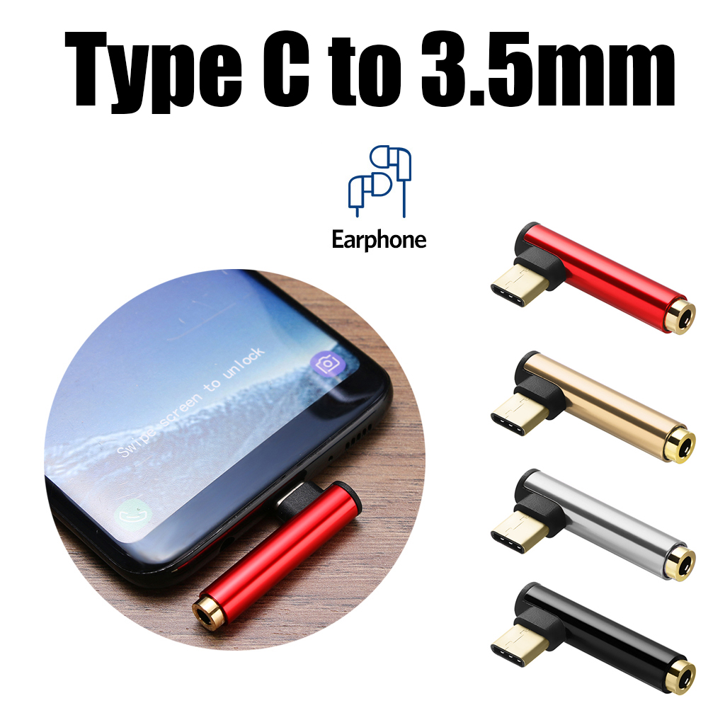 USB Type C to Jack 3.5 Type C Cable Adapter Type C 3.5mm Earphone Converter Audio Cable splitter 3.5 jack extension cable type c