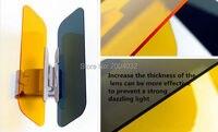 Car styling Sun visor Safety Drive accessories FOR Suzuki Swift Grand Vitara Sx4 Jimny 2016 Jeep Wrangler Renegade accessories