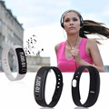 Bluetooth 4.0 H8 Waterproof IP67 0.86 Inch OLED Display Smart Wristband Message Reminder Music Control Smart Bracelet