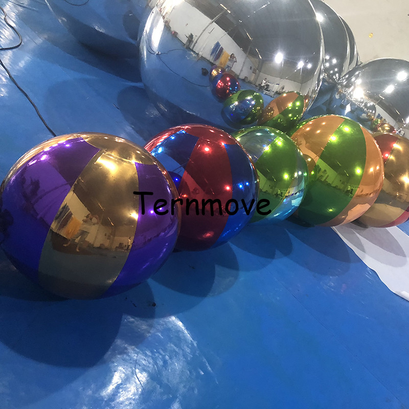 colorful inflatable Mirror Ball Home&Garden Decoration Mirror Ball Sphere Party Decoration For Xmas Party New Yearcolorful inflatable Mirror Ball Home&Garden Decoration Mirror Ball Sphere Party Decoration For Xmas Party New Year