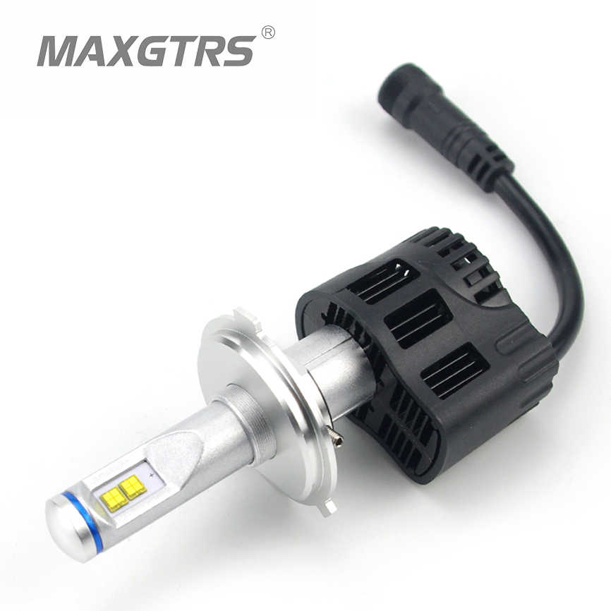 2x H4 9003 HB2 110W 10400LM For Lumileds Chips Car Auto Canbus Headlight Light Bulb No Error Lamp H/L All In One DC12V-24V