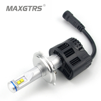 2x H4 9003 HB2 110W 10400LM For Philips MZ LED Car Auto Canbus Headlight Light Bulb