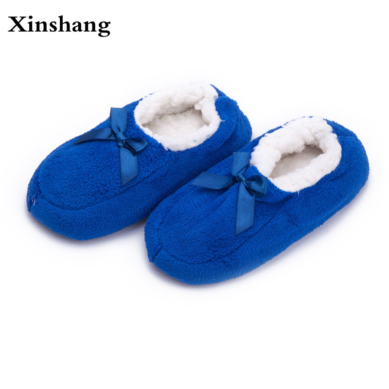 2017 Winter Warm Soft Sole Women Indoor Floor Japane Slippers/Shoes Soft Wool Slippers Flannel Flat Home Slippers Plus men winter soft slippers plush male home shoes indoor man warm slippers shoes