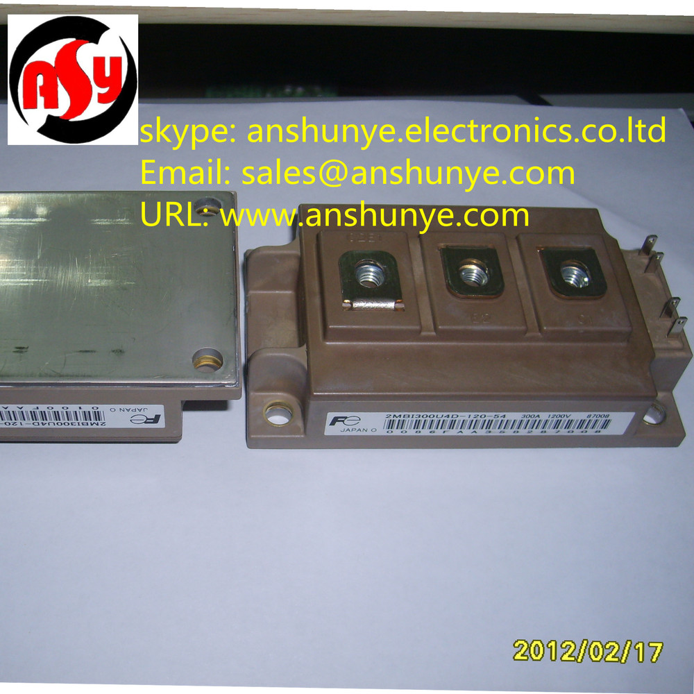 2MBI300U4D-120-50  IGBT Transistor modules fp75r12kt4 fp100r12kt4 7mbr75vn120 50 genuine 100% igbt modules