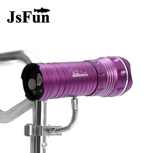 universal fishing chair attachments boston swivel nz multi functional tools night holder attachment flash holders bracket flashlight