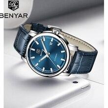 BENYAR 2019 New Men's Watches Top Brand Luxury Automatic Watch Men Waterproof Watch Mechanical Wristwatch Mens Relogio Masculino