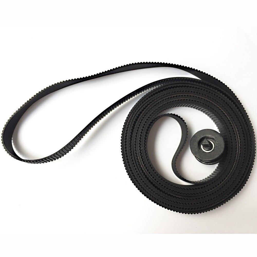 C7769-60182 Carriage belt para HP DesignJet 500 510 PS 800 A1 24 polegada Compatível novo