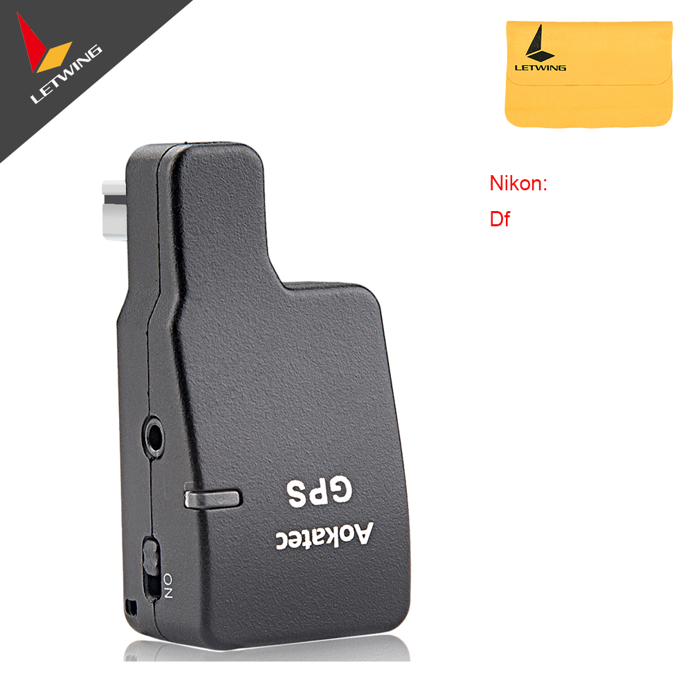 Free Shipping New Version!!! Module Aokatec AK-Gf Wireless GPS Receiver for Nikon Df DSLR Camera with Stable Perform free shipping new fs75r12kt3 module