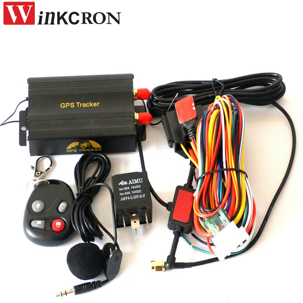Gps-Tracker TK103B Remote-Control-Tracker-Device Vehicle Car with Real-Hight