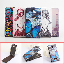 Роскошные Высокое качество узор кожа красочные флип updown чехол для Lenovo a2010-a A 2010 телефон чехол для Lenovo A2010