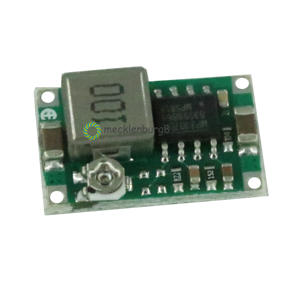 <font><b>10</b></font> pcs RC Airplane Module Mini-360 DC-DC Buck Converter Transformer Module 4.75 V-23 V 1 V-17 V 17x11x3.8 mm 340KHz New <font><b>LM2596</b></font> image