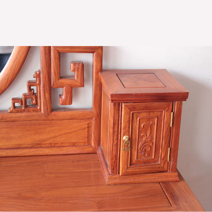 Aliexpress  Buy The new edge Court rosewood dressing table