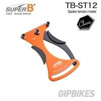 Super B TB ST12 Bike Bicycle Spoke Tension Meter Measures The Spoke Tension For Building/Truing Wheels Bicycle Repair Tools