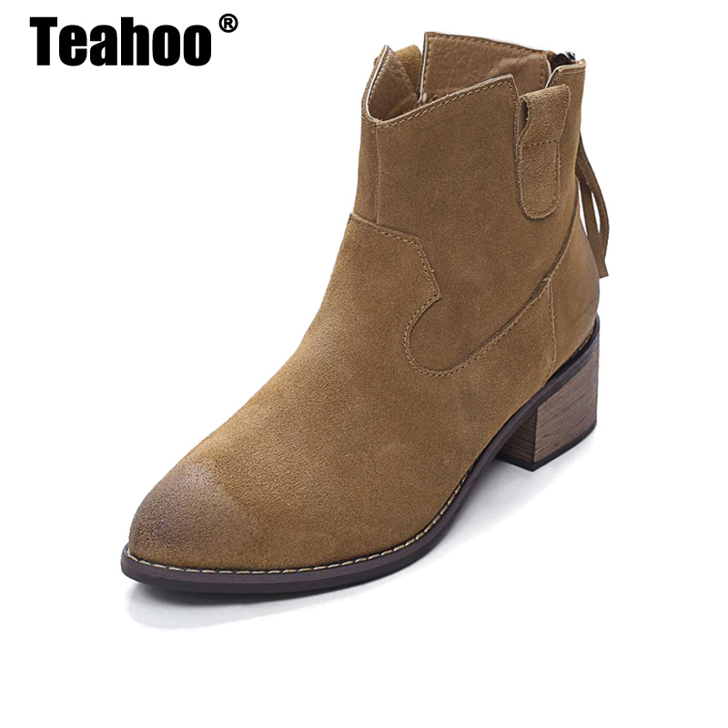 Online Get Cheap Leather Cowboy Boots Women -Aliexpress.com ...