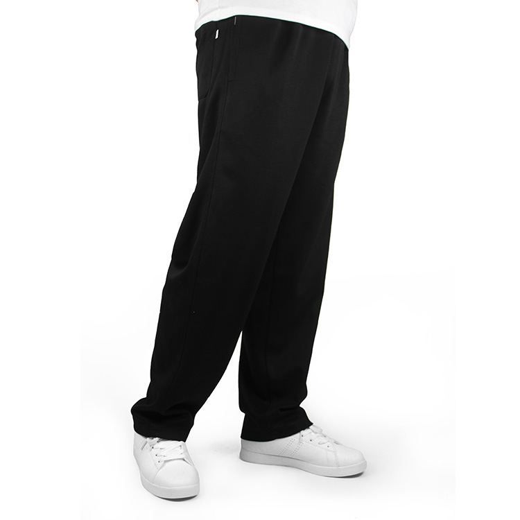 2019 Spring  Men's Casual Loose Sweatpants Men Basic Trousers Tracksuit Solid Bottoms Breathable Sportswear Big Code Pants