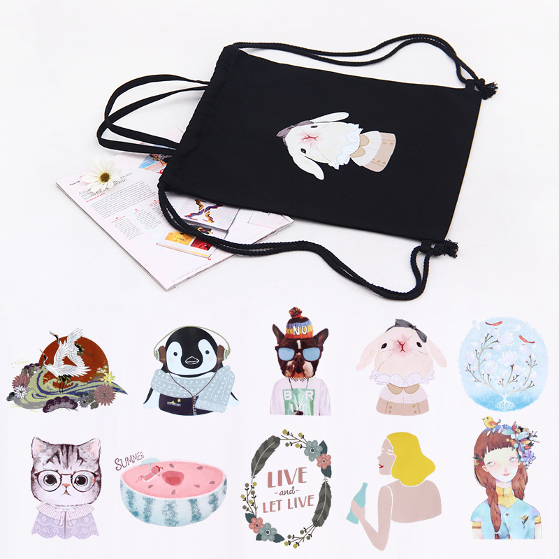 mochila mochila moda estampas de Tipo de Estampa : Animal