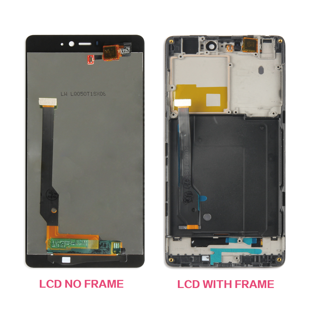 Tested For Xiaomi Mi4c Display Touch Screen With Frame Digitizer Mi 4c 3gb 32gb White Lcd 1920x1080 In Mobile Phone Lcds From Cellphones