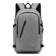 Men Swiss Oxford Backpacks Laptop Anti theft Backpack USB Charging Waterproof Travel Rucksack School Bag mochila new fashion swiss backpack casual usb charging laptop backpack waterproof travel bag