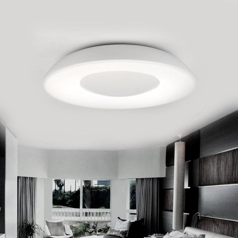 LICAN Minimalism Modern led ceiling Chandelier lights for living room bedroom White Dec AC85-265V Ceiling Chandelier Fixtures furuyama m ando modern minimalism with a japanese touch taschen basic architecture series