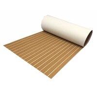 Eva Teak Decking Sheet For Boat Yacht Marine Flooring Carpet Non Slip Boat Accessories