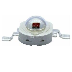 Image 5 - 100 Uds. 660nm 3W42mil 2,4 V 700mA EPILEDS rojo profundo diodos de cultivo de plantas LED parte de luz