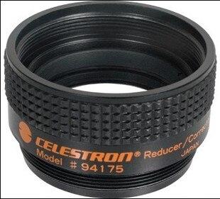 Celestron F6.3 reductor/CORRECTOR lente telescopio astronómico accesorios f/6,3 reductor Corrector para los telescopios de la serie C