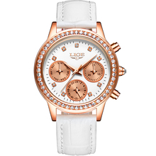 Casual Dress Ladies Quartz Watch
