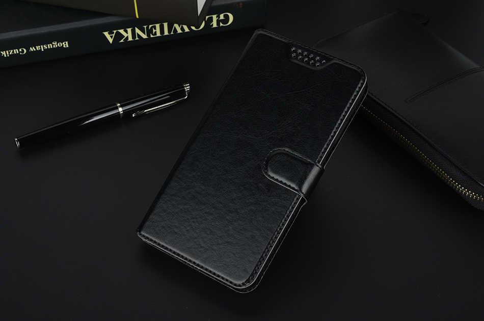 Flip funda para Huawei Honor 6A 6 DLI-AL10 DLI-TL20 en los casos de cuero de teléfono fundas para Huawei Honor A6 DLI AL10 TL20 cubierta