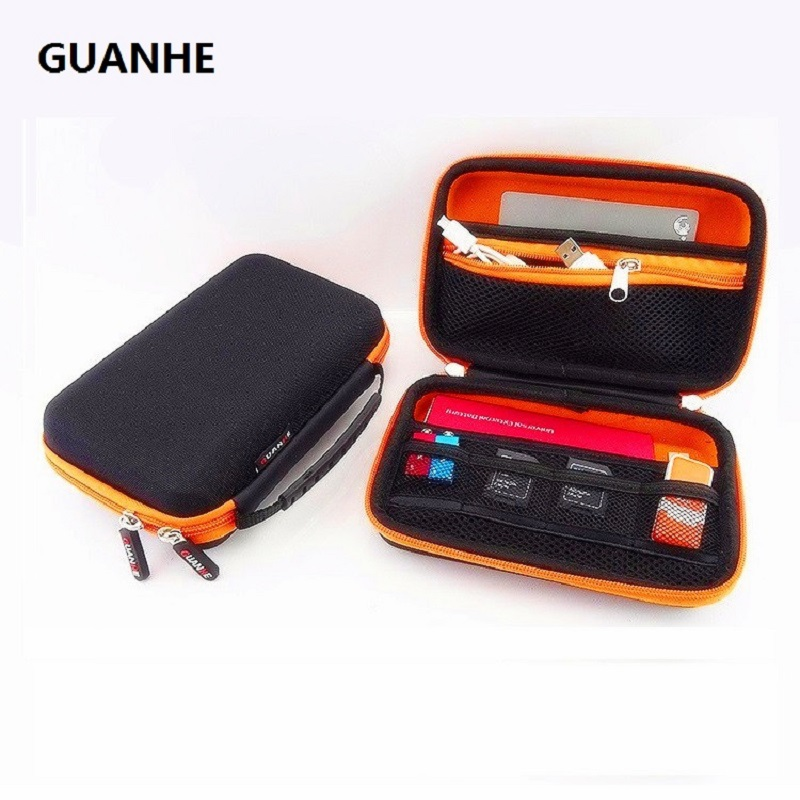 GUANHE Travel Carrying case 2.5