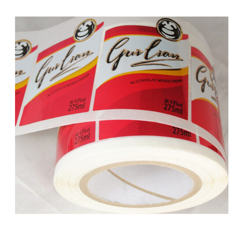 High Quality Hot Melt Adhesive For PET Bottle Label With Custom Logo