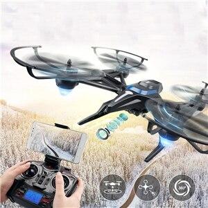 JJRC H50 H50WH WIFI FPV 0.3MP Caméra Maintien D'altitude Sans Tête Mode 360 Degrés Rouleau RC Quadcopter RTF 2.4 GHz