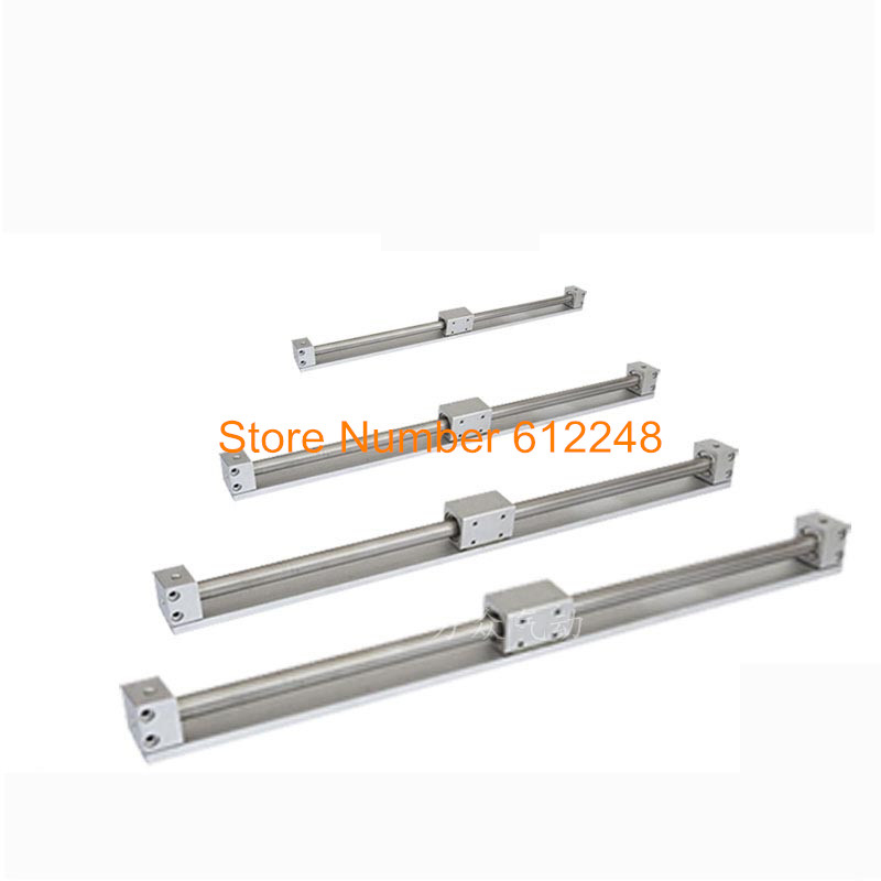 Rodless Pneumatic Cylinder CY1R CY3R Coupled Direct Mount Type CY1R10-700 CY1R10- CY1R10- CY1R10- CY1R10-Rodless Pneumatic Cylinder CY1R CY3R Coupled Direct Mount Type CY1R10-700 CY1R10- CY1R10- CY1R10- CY1R10-