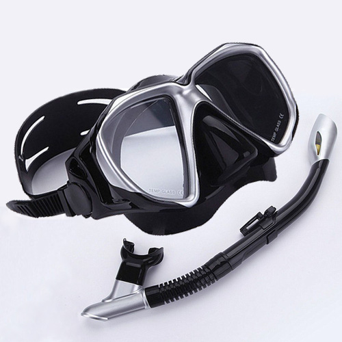 2017 New Professional Diving Mask Snorkel Anti-Fog Goggles Glasses Set Silicone Swimming Fishing Pool Equipment Breathing Tube hot sale water sport training diving glasses anti fog snorkeling equipment breathing tube silicone scuba diving mask snorkel set