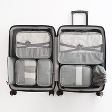 High Quality 7PCS/Set Travel…