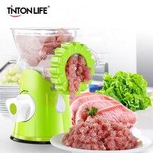 TNTON LIFE nowe wielofunkcyjne maszynki do mielenia mięsa wysokiej jakości ostrze ze stali nierdzewnej domowe gotowanie maszyna Mincer maszyna do kiełbasek