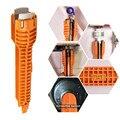 Multifuncional Torneira e Pia Installer Wrench Anti-Slip Handle Ferramenta Ferramentas Mão Chave Ferramentas de Encanamento Casa # WS
