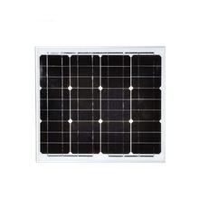 China Cheap Mono Solar Panel 12V 30W Waterproof  Painel Solar Kit Caravan Camping Paneles Solares SFM30W