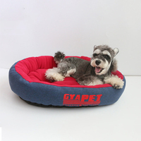 Free Shipping Dog Luxury Bed Small Puppy Pads Hand Wash Solid Breathable 100% Cotton Best Selling Pet Supplies 60GW007