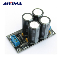 Aiyima Doble Junta 4700 uf 35 V Capacitancia de Filtro Rectificador de Potencia DC de Doble fuente de Alimentación Para El Amplificador de Audio Diy