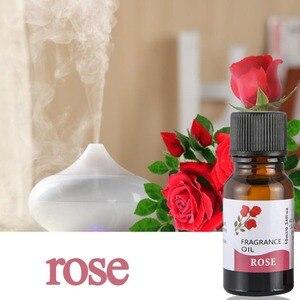 Image 2 - 100% natürliche Aromatherapie Duft Ätherisches Öl Rosmarin Geranium Eukalyptus Ylang Entspannen Duft Öl Diffusor Brenner