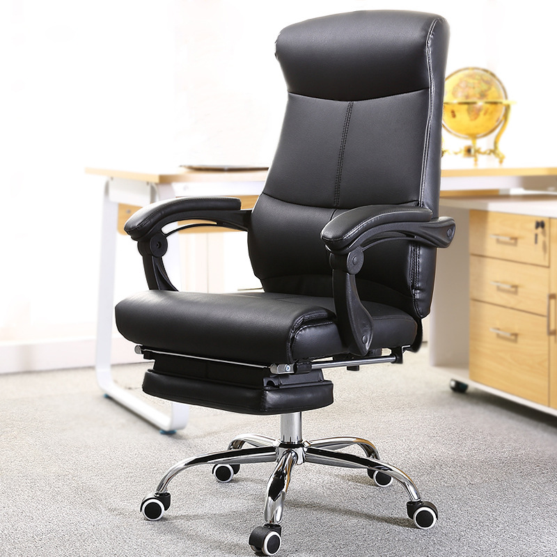High Quality Ergonomic Adjustable Executive Office Chair Swivel Computer Chair Lifting bureaustoel ergonomisch sedie ufficio 240337 ergonomic chair quality pu wheel household office chair computer chair 3d thick cushion high breathable mesh