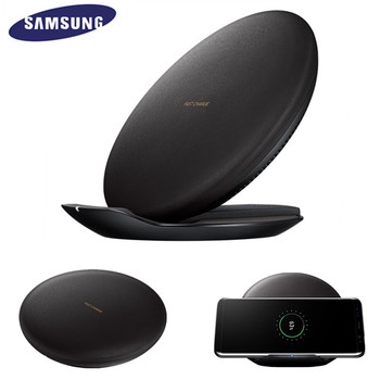 Original Samsung Qi Wireless Charger EP-PG950 Galaxy S9 S10 S8 Plus S7 edge Note 9 8 For iPhone 8 X XR XS MAX Huawei mate 20 pro