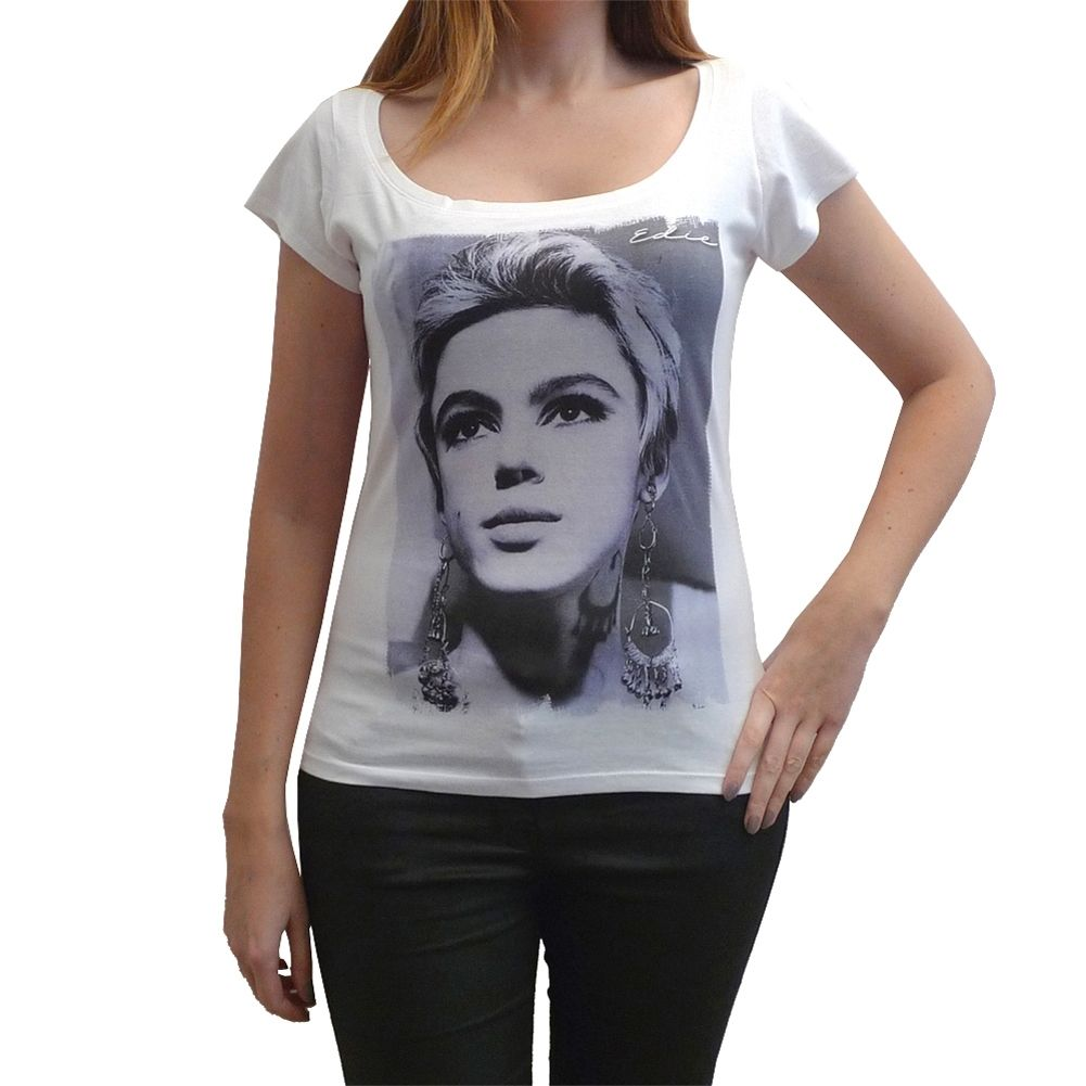 Edie Sedgwick Womens T-shirt celebrity