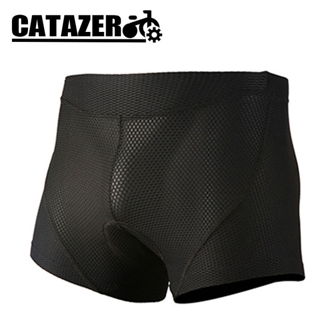 Professional Cycling Underwear Comfortable With Coolmax 3D 5D 9D 19D Name SAT Different Pad Shorts Bicycle Under Short Size XXXL