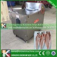 Novo design 2200 W máquina de corte de peixe de aço inoxidável com 220/380 V preço do transporte por mar CFR machine design machine machinemachine cutting -