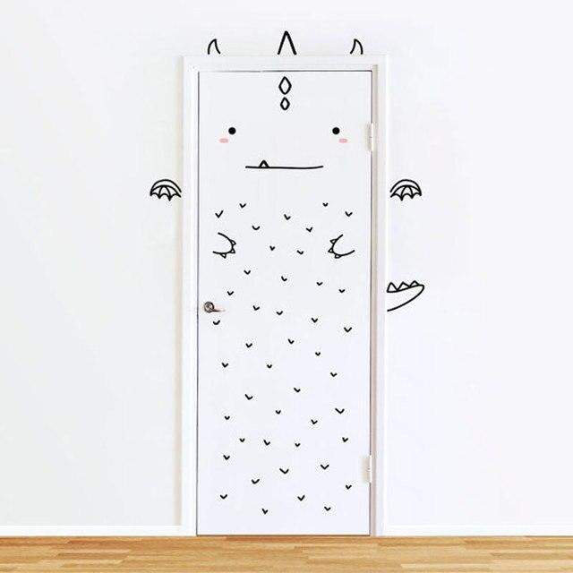 Panda Door 80*200cm Door Size 10