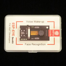 1 pcs x ESP EYE face recognition board Evaluates image recognition and audio processing used in various AIoT applications