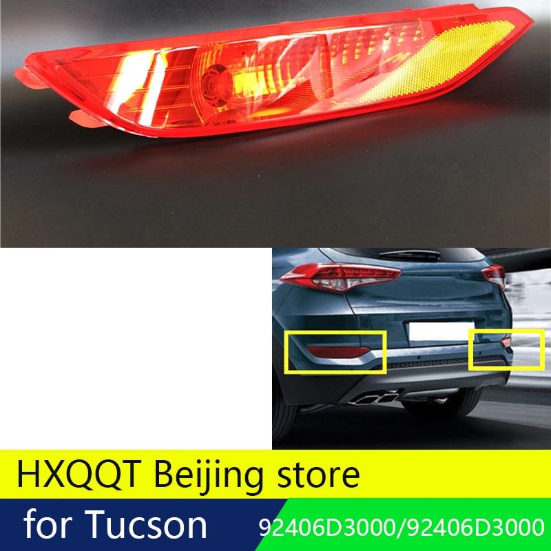 New For Hyundai Tucson Ix35 2016 Car Rear Bumper Left Fog