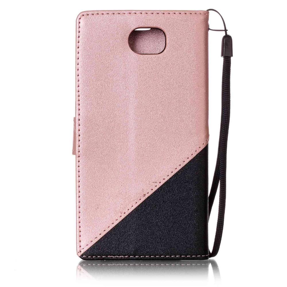 Para Huawei P10 Nova Hybrid PU Funda de cuero con tapa para Huawei Y3 - Accesorios y repuestos para celulares - foto 3