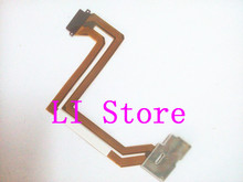 10PCS/ LCD Flex Cable For SAMSUNG SMX-F30 SMX – F30 F40 F33 F34 F300 VP-MX25 MX20 SMX-F40BP BP F43 F53 F44 Video Camera